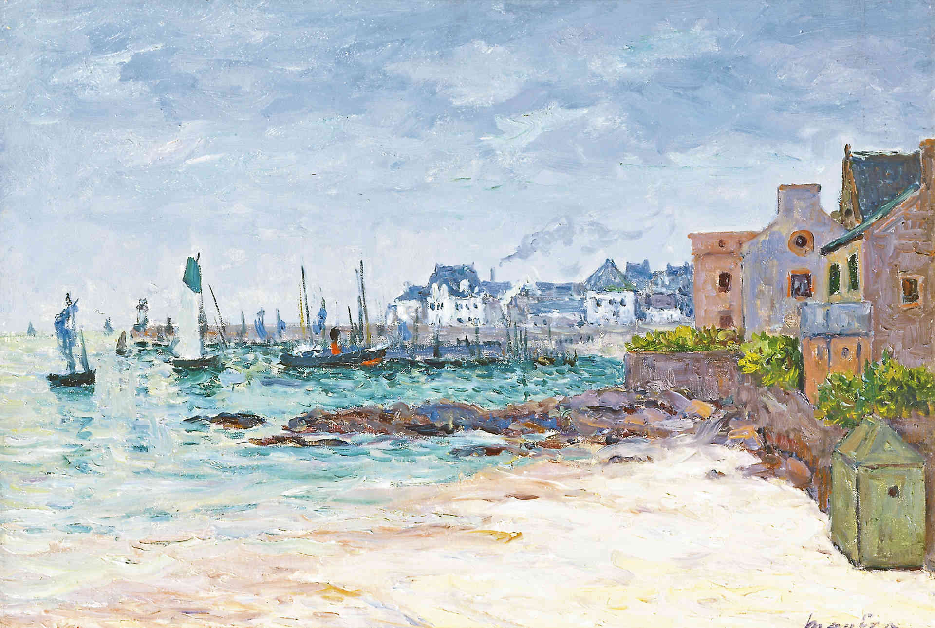 Maufra, Maxime Camille Louis  - Kunsthandel Studio 2000