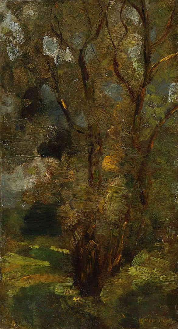 Tree Growth Piet Mondriaan (1872-1944) - Kunsthandel Studio 2000