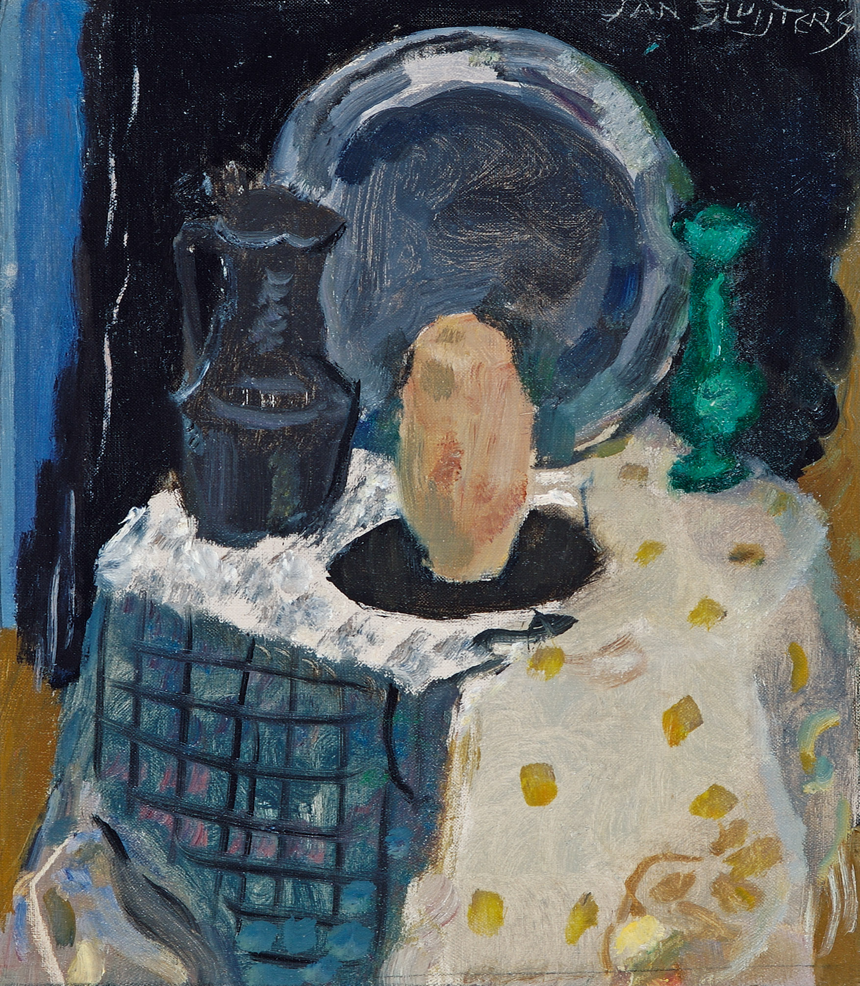 Stilleven Jan Sluijters (1881-1957) - Kunsthandel Studio 2000