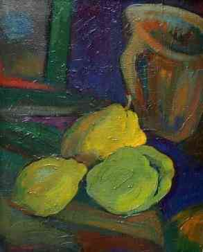 Stilleven met fruit Jan Wiegers (1893-1959) - Kunsthandel Studio 2000