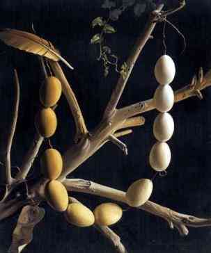 Chain of eggs Lodewijk Bruckman (1903-1995) - Kunsthandel Studio 2000