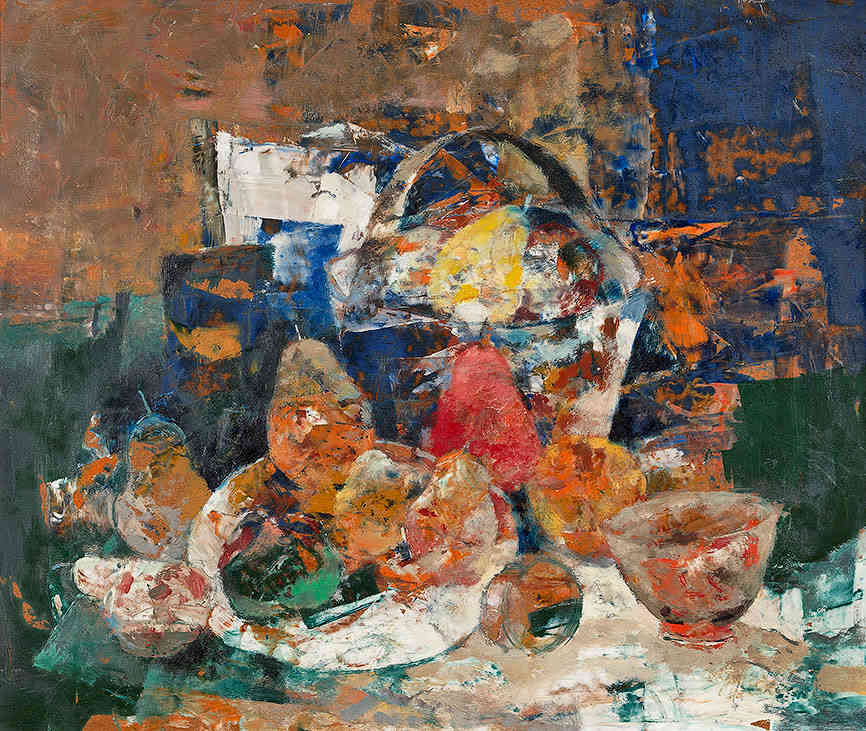 Stilleven Albert Saverijs / Saverys (1886-1964) - Kunsthandel Studio 2000